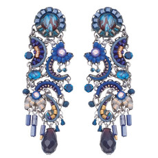 Ayala Bar Sapphire Rain Roaring Rain Earrings Additional-- New Arrival