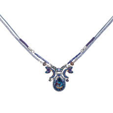 Ayala Bar Sapphire Rain Ice Age Necklace - New Arrival
