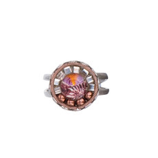 Ayala Bar Mother Earth Adjustable Ring - New Arrival