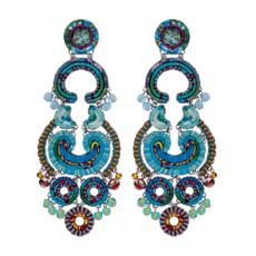 Ayala Bar Heavenly Dawn Masquerade Ball Earrings - New Arrival