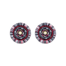 Ayala Bar Nightime Stories Cute as a Button Earrings - New Arrival