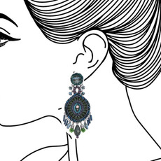 Ayala Bar Daydream Queen of the Amazon Earrings - New Arrival