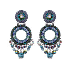 Ayala Bar Daydream Indigo Earrings - New Arrival