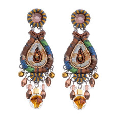 Ayala Bar Golden Slumbers Quicksand Earrings - New Arrival