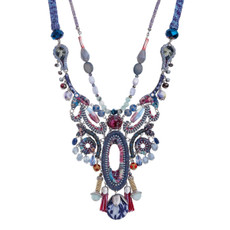 Ayala Bar Ethereal Presence Wildberry Necklace - New Arrival