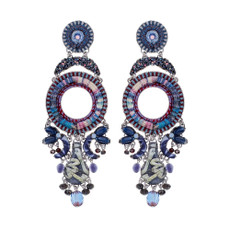 Ayala Bar Ethereal Presence Jellybelly Earrings - New Arrival