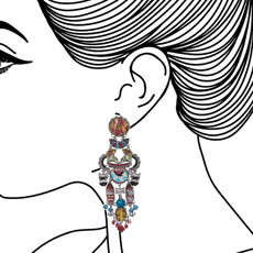 Ayala Bar Autumn Aurora Barcelona Earrings - New Arrival