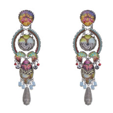 Ayala Bar Unforgettable Fire Kaleidoscope Earrings - New Arrival
