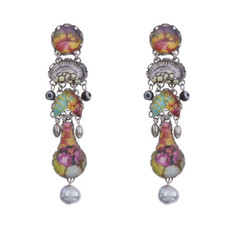 Ayala Bar Unforgettable Fire Bright Idea Earrings - New Arrival