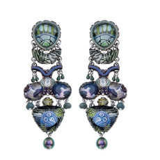 Ayala Bar Blue Planet Amalfi Coast Earrings - New Arrival