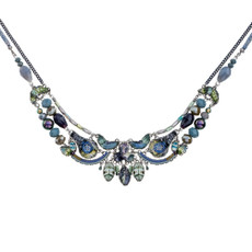 Ayala Bar Blue Planet Hideaway Necklace - New Arrival