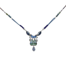 Ayala Bar Blue Planet Calling All Angels Necklace - New Arrival