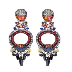 Ayala Bar Sunset Bliss Nothing To Wine About Earrings - New Arrival