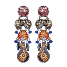 Ayala Bar Sunset Bliss Daffodil Dash Earrings - New Arrival