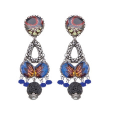 Ayala Bar Sunset Bliss Wanderer Earrings - New Arrival