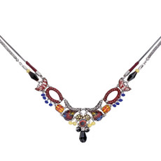 Ayala Bar Sunset Bliss Petal To The Medal Necklace - New Arrival