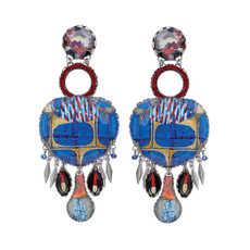 Ayala Bar Imagine Caviar Earrings - New Arrival