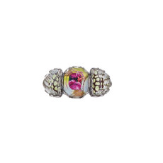 Ayala Bar Unforgettable Fire Wild Thoughts Adjustable Ring - New Arrival