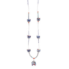 Ayala Bar Celestial Aura Delicious Blueberry Necklace - New Arrival