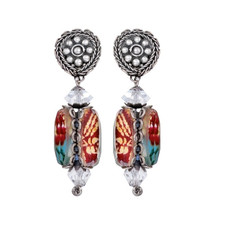 Ayala Bar Transcendent Devotion Pomegranate Paradise Earrings - New Arrival