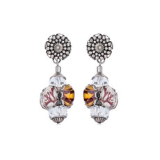 Ayala Bar Transcendent Devotion Lemon Zest Earrings - New Arrival
