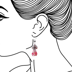 Ayala Bar Transcendent Devotion Pink Soul Earrings - New Arrival