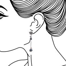 Ayala Bar Transcendent Devotion Free Spirit Earrings - New Arrival