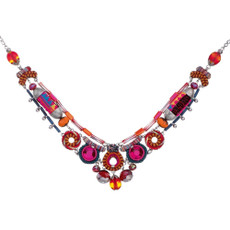 Ayala Bar Crimson Voyage Helens Haven Necklace Additional- New Arrival