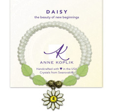 Anne Koplik Daisy Beauty Wrap Bracelet