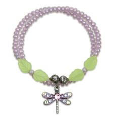 Anne Koplik Dragonfly Sky Wrap Bracelet