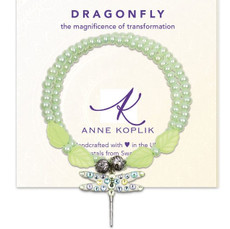 Anne Koplik Dragonfly Transform Wrap Bracelet