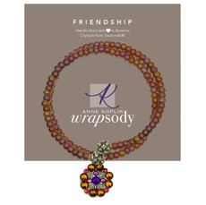 Anne Koplik Friendship Wrapsody Bracelet