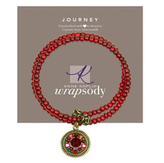 Anne Koplik Journey Wrapsody Bracelet