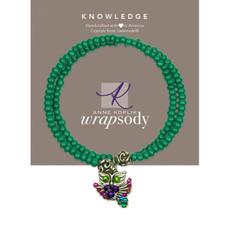 Anne Koplik Knowledge Wrapsody Bracelet