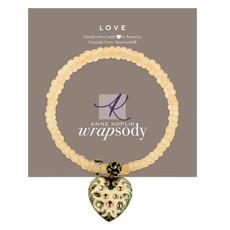 Anne Koplik Love Wrapsody Bracelet