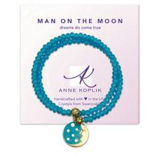 Anne Koplik Man On The Moon Wrap Bracelet
