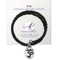 Anne Koplik Om Vibes Wrap Bracelet