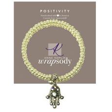 Anne Koplik Positivity Wrapsody Bracelet