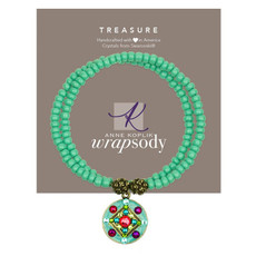 Anne Koplik Treasure Wrapsody Bracelet