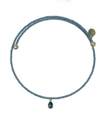 Anne Koplik Aveline Beaded Choker