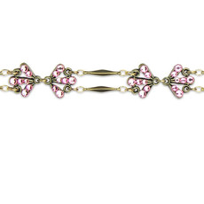 Anne Koplik Light Rose Julianna Choker
