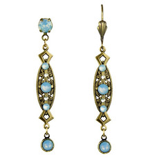 Anne Koplik Air Blue Janelle Earrings