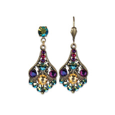Anne Koplik Beautiful Spectrum Earrings