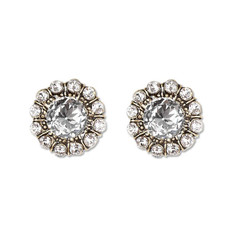Anne Koplik Classic Beauty Stud Earrings
