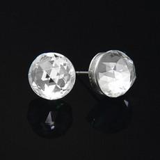 Anne Koplik Deeply Madly Crystal Post Earrings