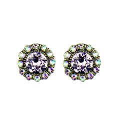 Anne Koplik Elsie Princess Earrings