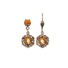 Anne Koplik Everyday Zing Earrings Copper