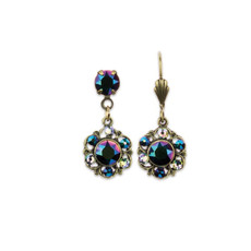 Anne Koplik Everyday Zing Earrings Green