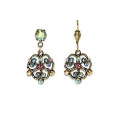 Anne Koplik Frances Renaissance Revival Earrings
