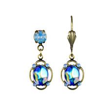 Anne Koplik Heavenly Blue Celeste Earrings